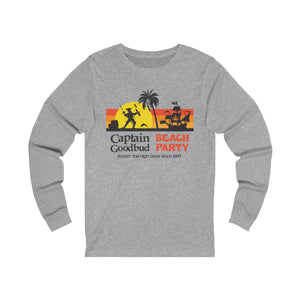 Long Sleeve Captain Goodbud Beach Party