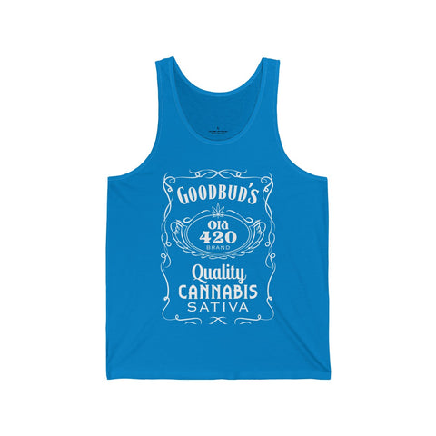 Image of Men's Tank Goodbud Whiskey