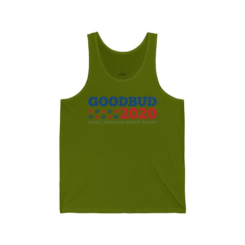 Image of Men's Tank 2020 Make America Green Again