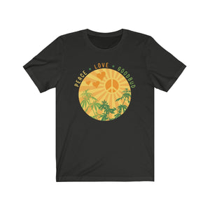 Men's Peace Love Goodbud Alternate