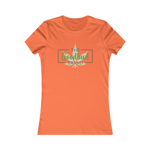 Image of Women's Goodbud Leaf Logo