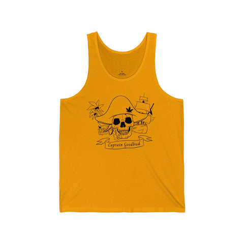 Men's Tank Captain's Flag