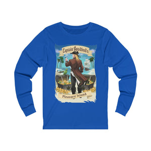 Long Sleeve Captain Goodbud's Pleasure Island