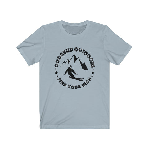 Image of Goodbud Outdoors Vintage Ski T-shirt
