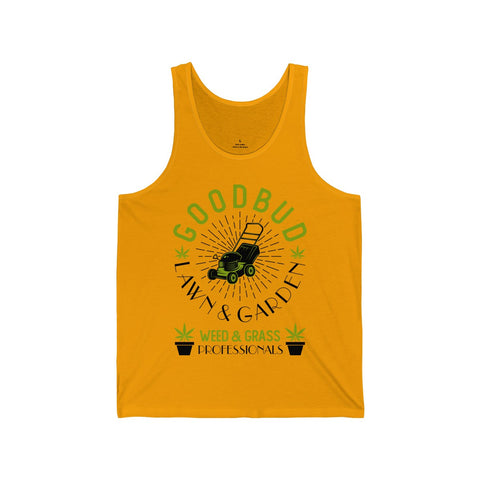 Image of Men's Tank Goodbud Lawn & Garden