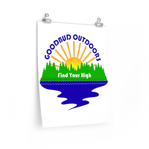 Posters Goodbud Outdoors