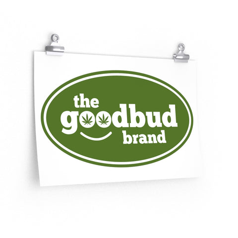 Posters Goodbud Logo