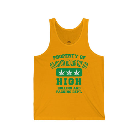 Men's Tank Goodbud High