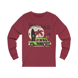 Long Sleeve Goodbud Surf Co. Alternate