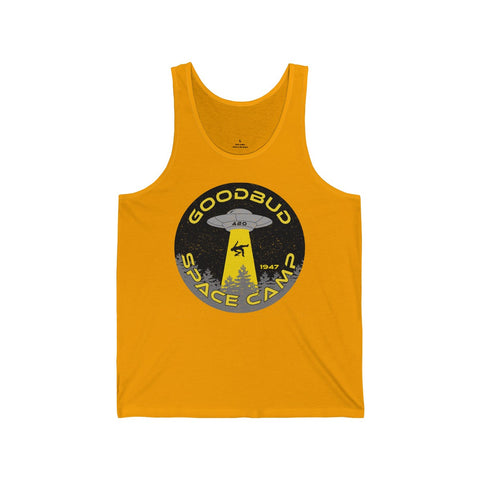 Image of Men's Tank Goodbud Space Camp