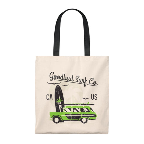 Image of Tote Bag - Vintage Goodbud Surf Co