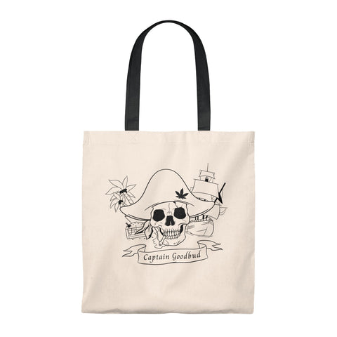 Image of Tote Bag - Captain Good