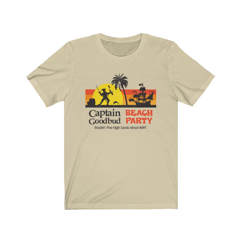 Image of Men's Captain Goodbud Beach Party