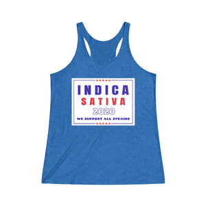 Women's Tanktop We Support All Strains