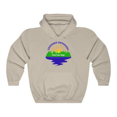 Image of Goodbud Outdoors v2 Hoodie