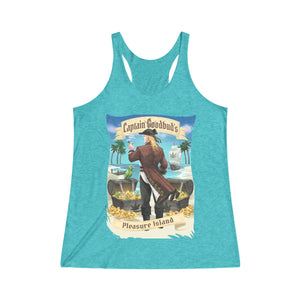 Women's Tanktop Pleasure Island