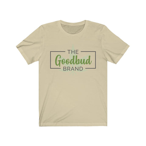 Image of Men's Goodbud Leaf Logo