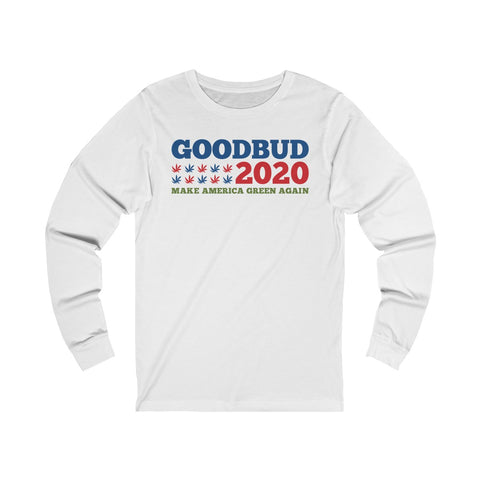 Image of Long Sleeve Make America Green Again