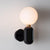 REPLICA ABALLS WALL LIGHT