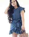 Diana Denim Dress
