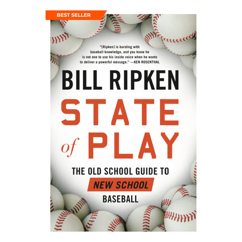 State of Play Autographed by Bill Ripken