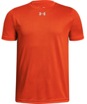 Youth UA Locker Tee - Orange