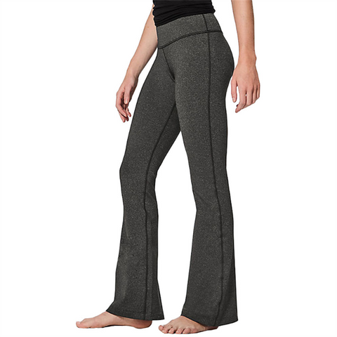 Relaxed Yoga Pure Color Fashionable And Casual Long Pant