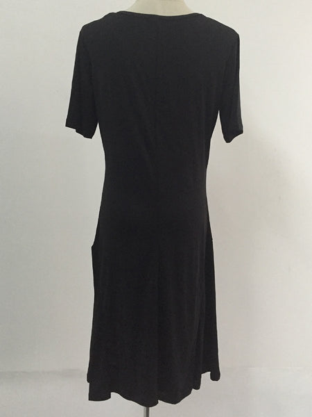 Plus Size Midi & Maxi Dress Round Neck
