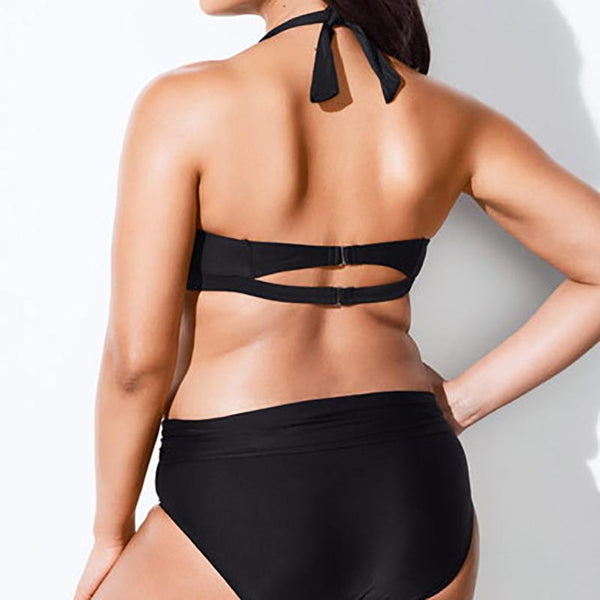 Plus Size Swimsuit Sexy Printing
