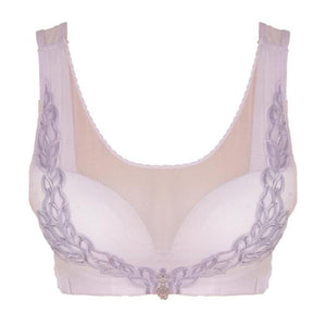 Sexy Lace Poly Adjustment Without Rim Bra