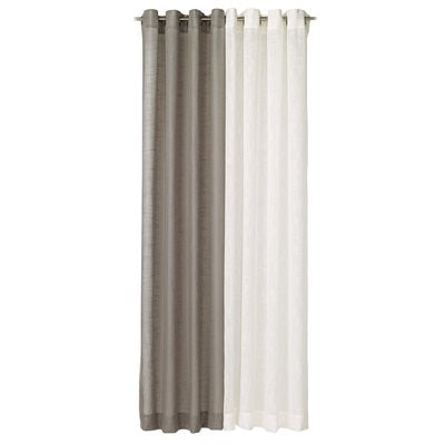 Marble curtain with grommets (1) 54 x 96