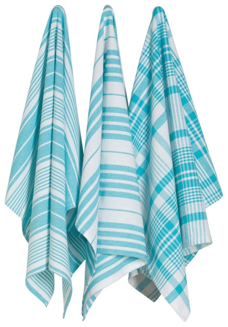BALI JUMBO DISHTOWELS  SET OF 3