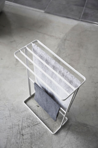 Tower Slim Towel Hanger White