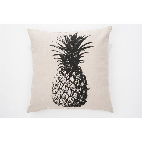 Ananas cushion 18 x 18