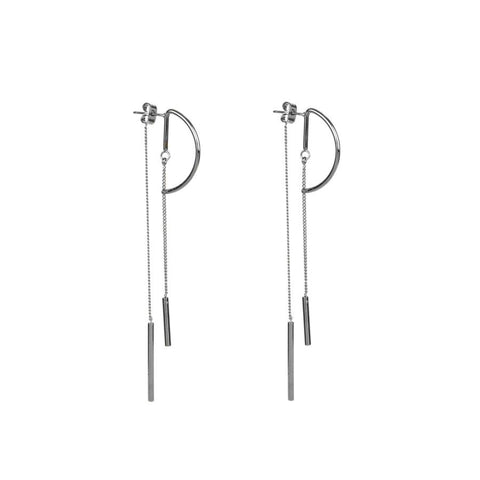 Wanderlust + Co - Circa Drop Earrings - Madison Mackenzie Home
