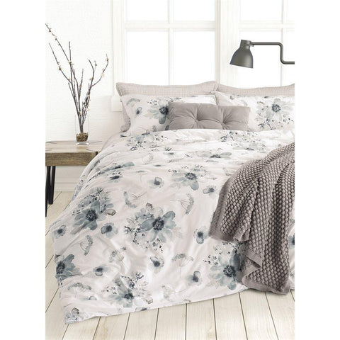 Abigaelle d / queen duvet cover + 2 shams
