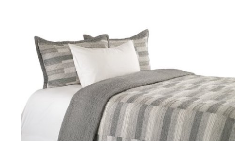 Antik Collection - Malik Quilt Set - Twin
