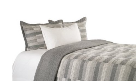 Antik Collection - Malik Quilt Set - Double/Queen