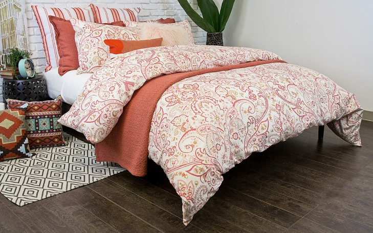 Arden Duvet Cover - King