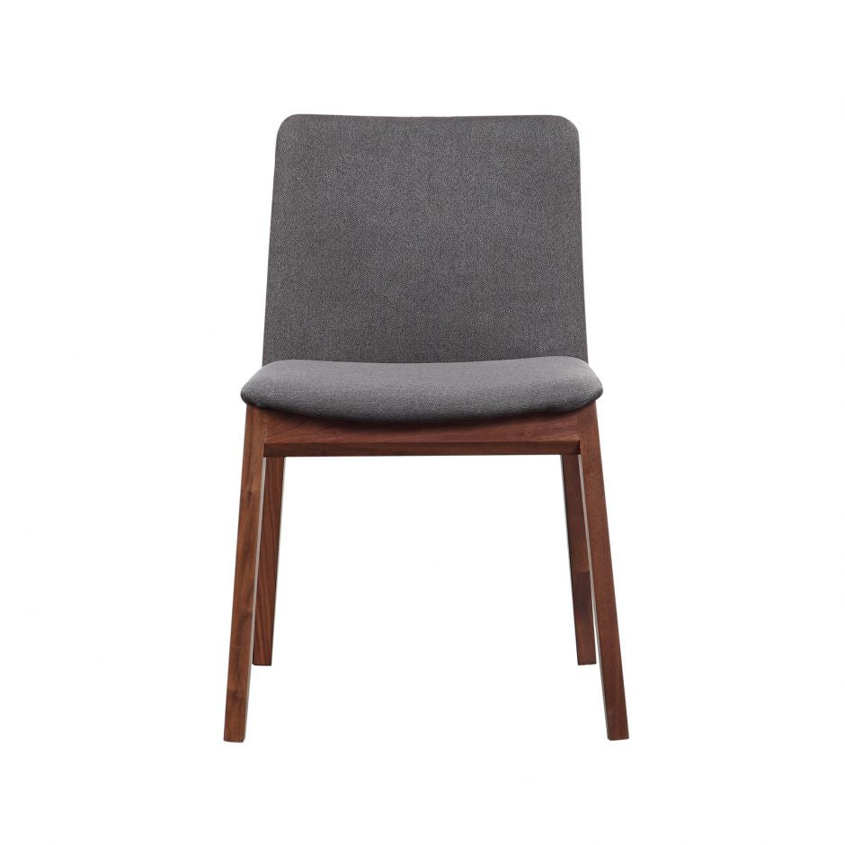Deco Dining Chair Grey - Madison Mackenzie Home