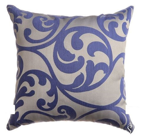 Mila Cushion Blue Violet