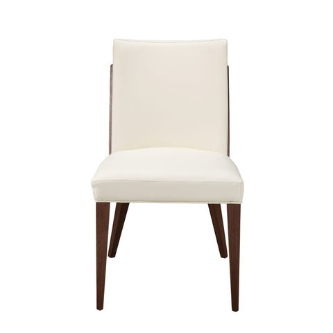 Copenhagen Dining Chair White-M2 - Madison Mackenzie Home