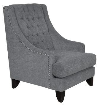 Caesar Chair - Madison Mackenzie Home