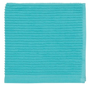 Bali Blue Ripple Dishcloths Set of 2 - Madison Mackenzie Home