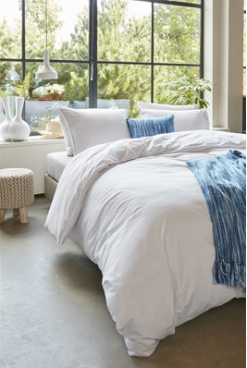 Essentiel White Duvet Cover Set