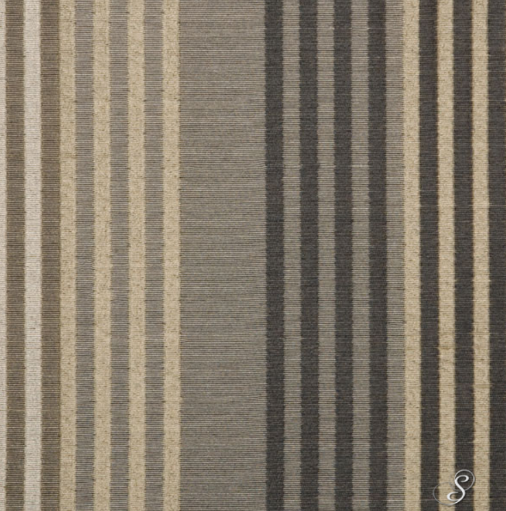 Tux Stripe Drapes - Madison Mackenzie Home