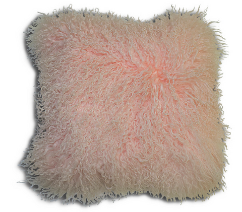 "Khulan Pink 16"" Cushion"