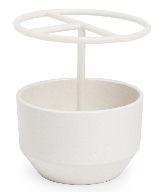 Fiboo Toothbrush Holder - Linen