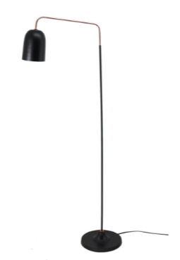 Fisher Floor Lamp - Madison Mackenzie Home
