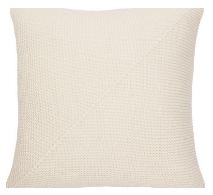 Fred cream cushion 20 x 20